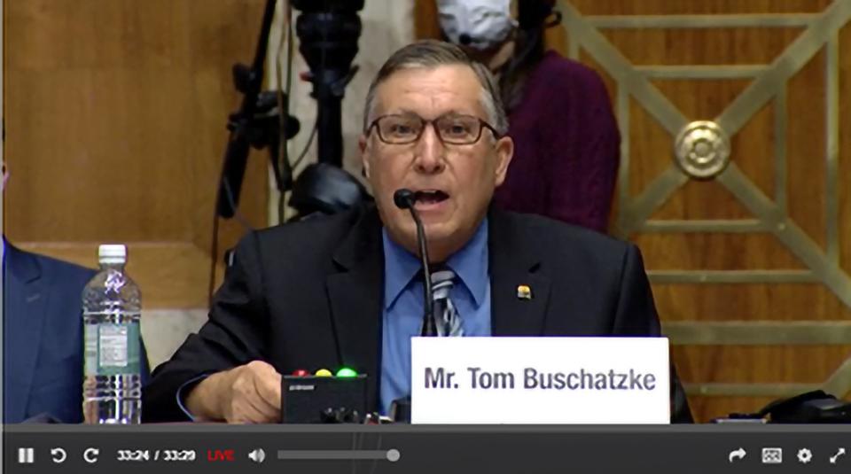 Tom Buschatzke 10.06 hearing
