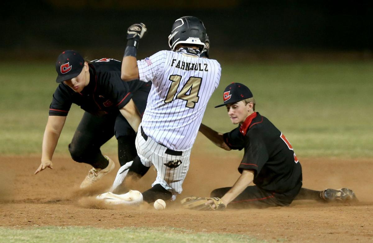 Vista Grande vs. Combs baseball 4/6/21
