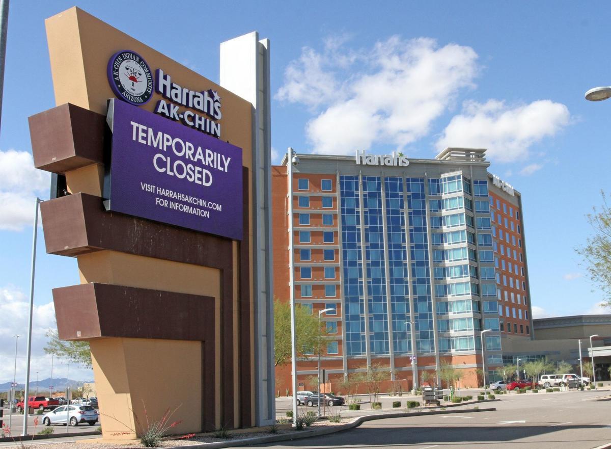 Harrah's closed