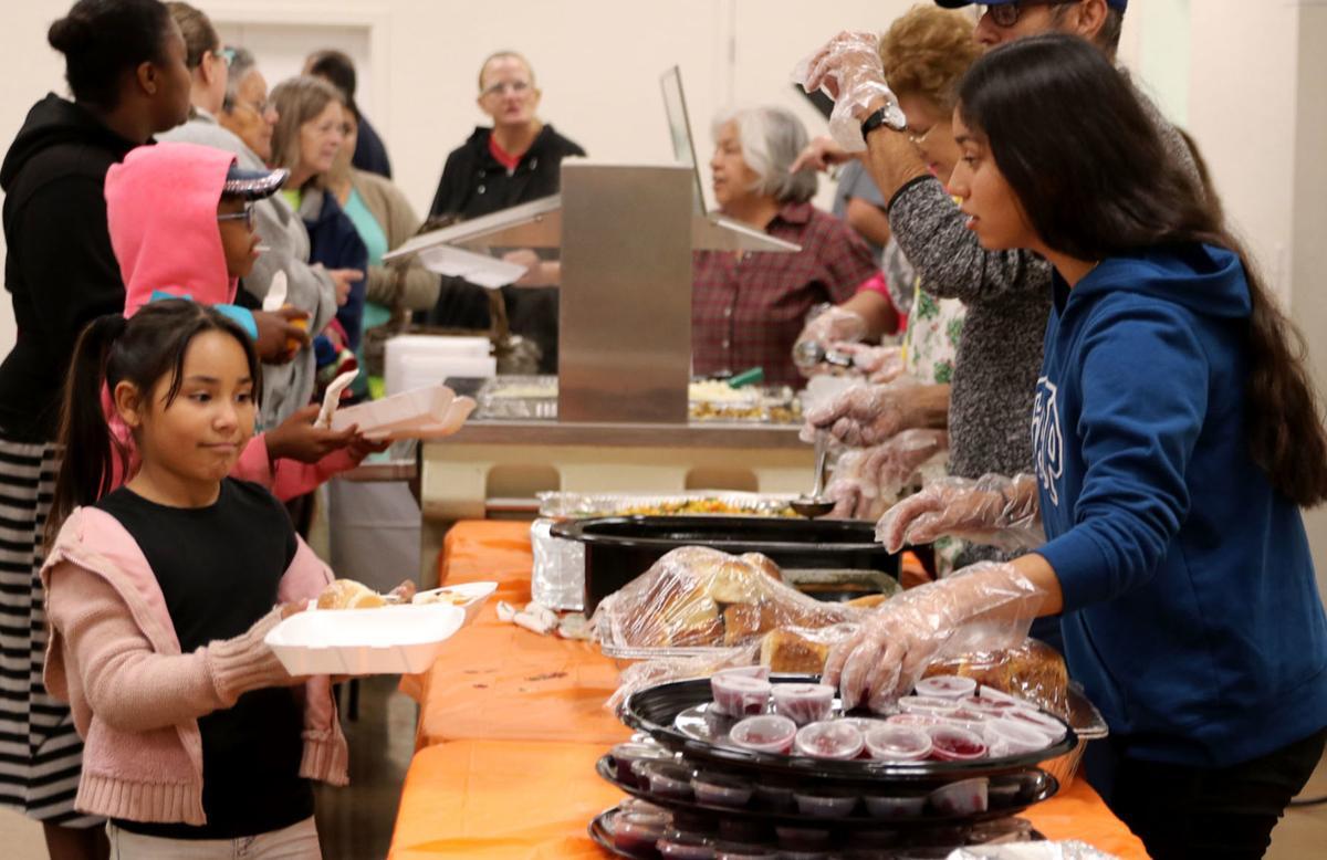 Eloy Thanksgiving Community Dinner