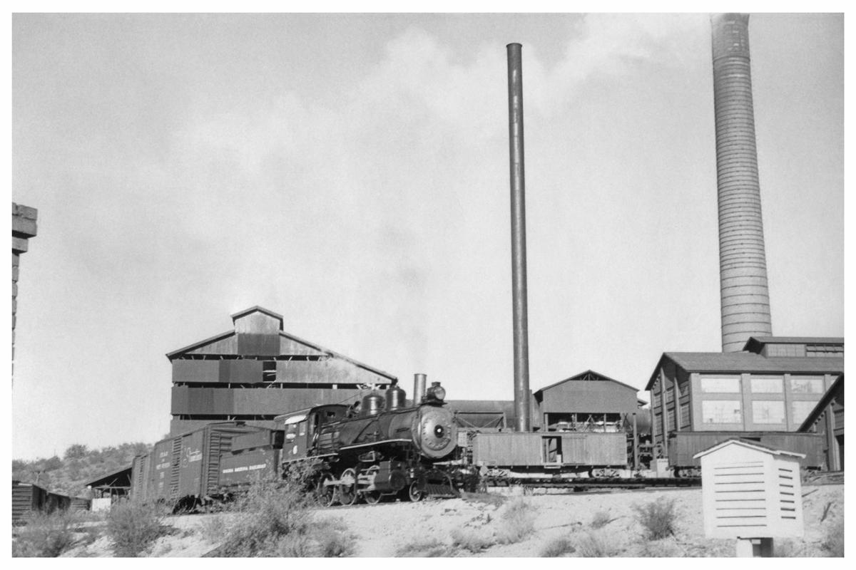 Historic Smelter 2