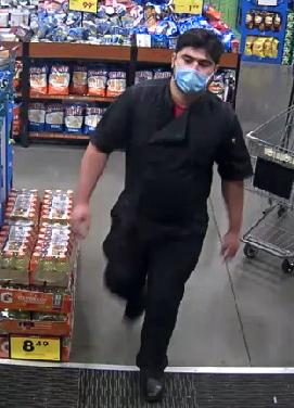 AJ Police looking for man accused of groping woman