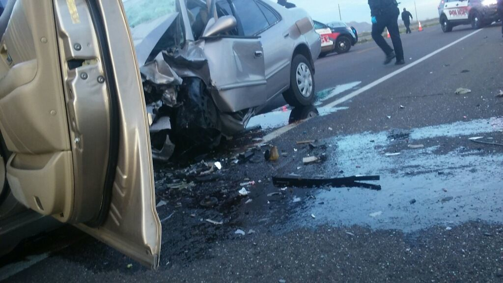 Accident Slade Injured