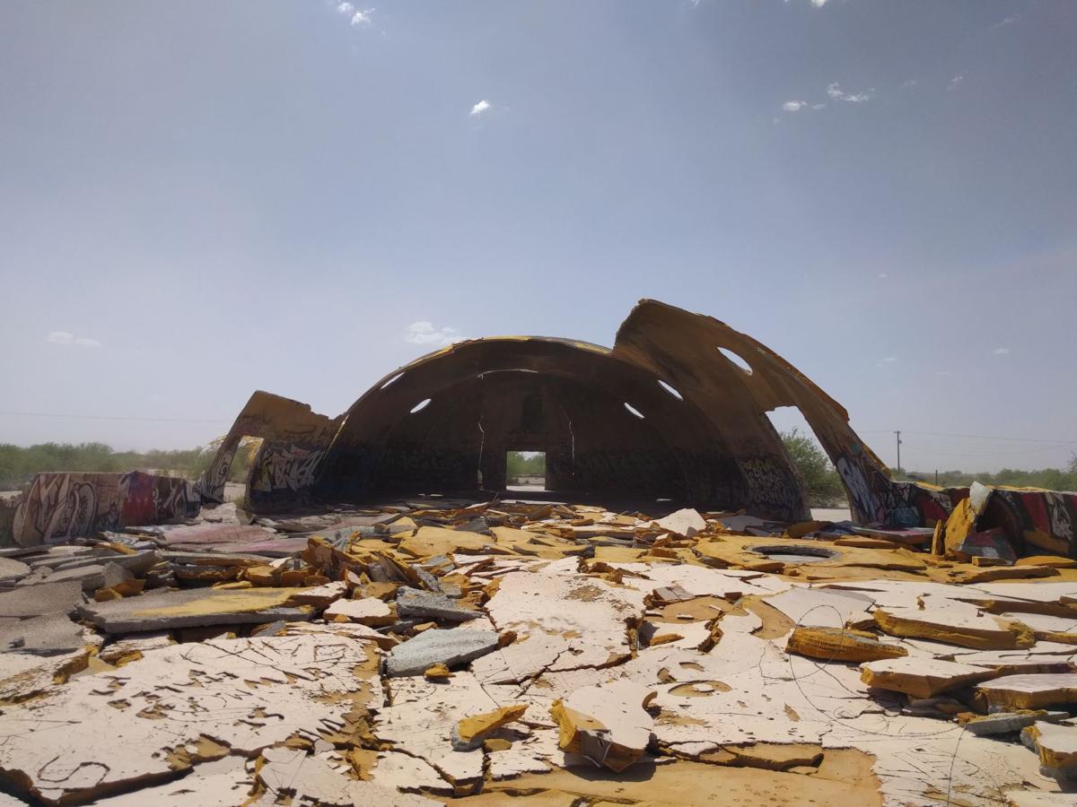 Saga of the Domes continue