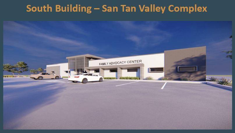 San Tan Valley complex