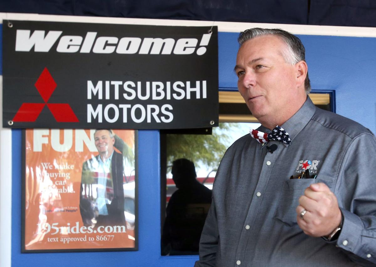 Mitsubishi Motors dealership