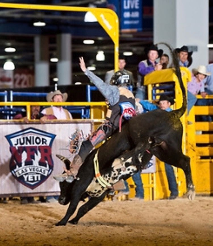 Coolidge Teen Places Second In Junior Bull Riding News
