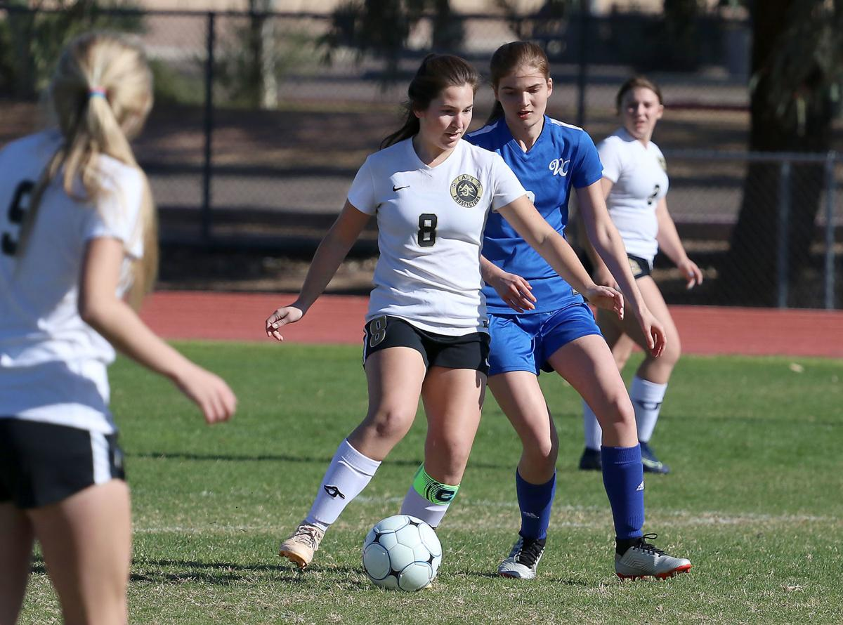Prospector Gold Cup Girls Soccer Invitational 1/3/20