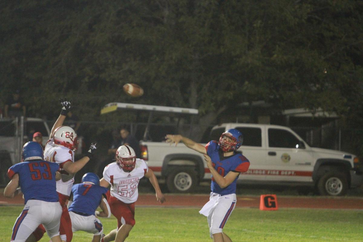 Coolidge Florence football