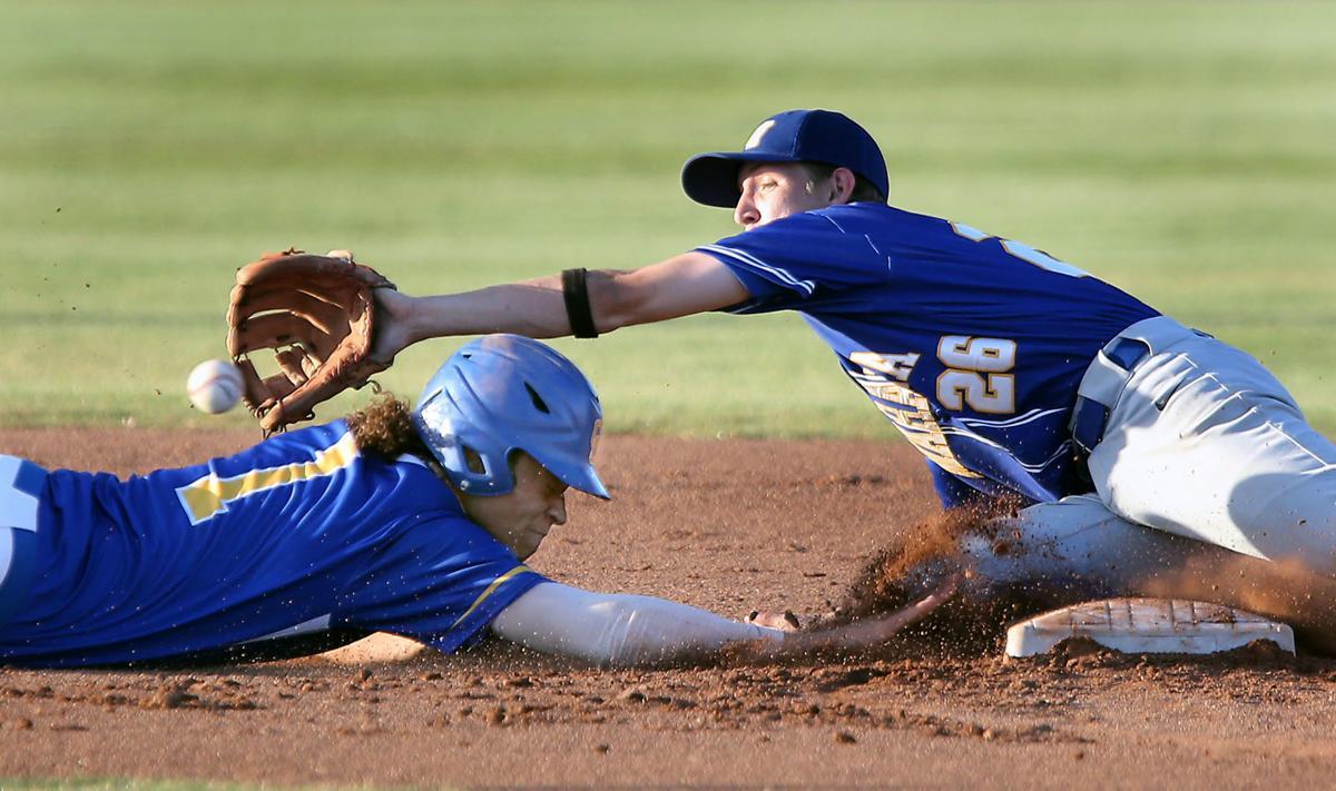 Casa Grande Union vs. Marana baseball 4/20/21