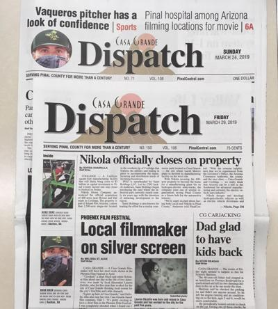 Newspaper Sizes