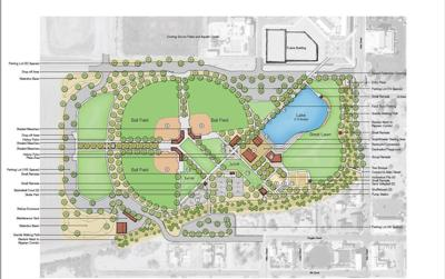 Park redesign