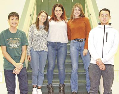 Exchange students make  Pine City home for school year