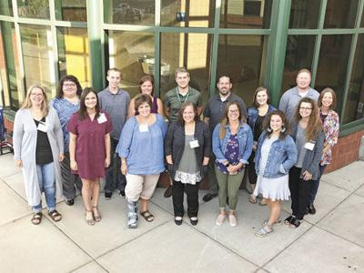 New teachers ready for class at Pine City schools