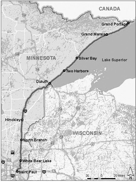 u s bicycle route 41 to run through pine city news pinecitymn com us bicycle route system map