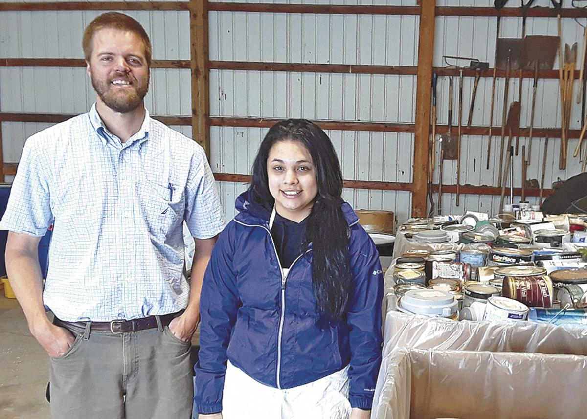 PHASE employees work with Pine County staff