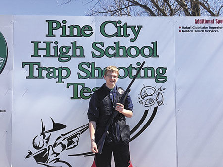 Dragon trap team 4th largest in state