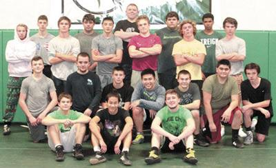 Wrestlers get ready to grapple with new season