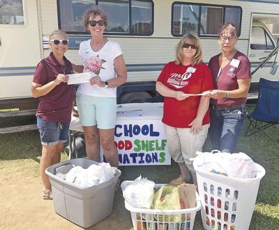 School food shelves bring home bucks from Fair