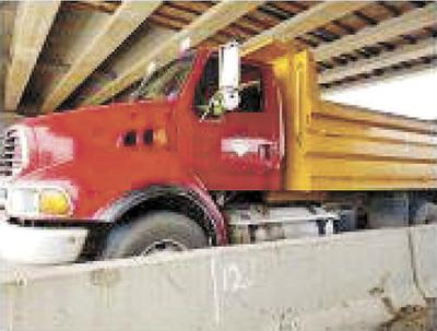 Dump truck stolen near Hwy. 70 found in St. Paul