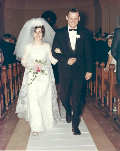 Connaker 50th Wedding Anniversary