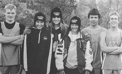 Six named cross-country All-Conference in 2009