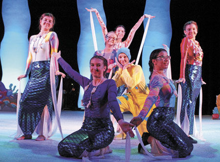 Head under the sea with 'The Little Mermaid'