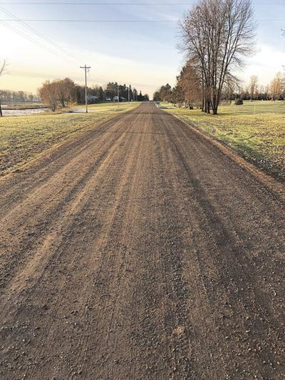Township changes  Island Resort Road  from blacktop to gravel