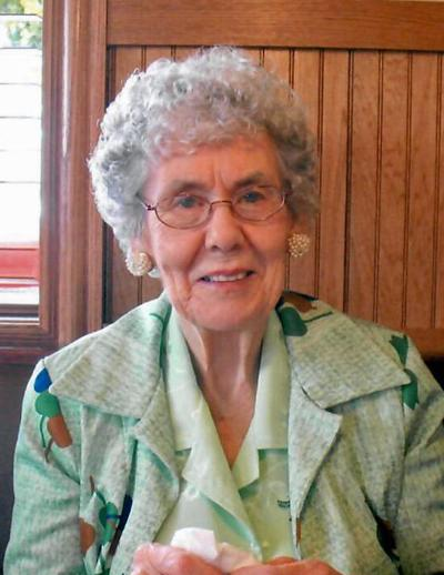 Betty J. Holmstrom