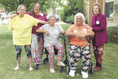 The Old Lady Fancy Pants Club