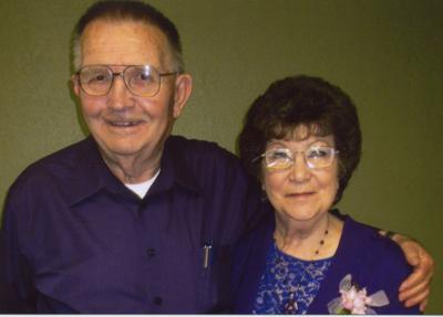 57th wedding anniversary