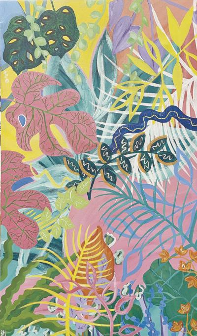 """Jungle Vibes"" by Belle Helseth"