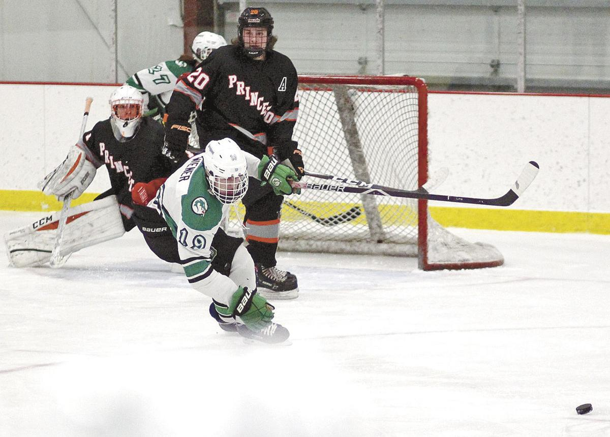 Dragon hockey ends season as conference champs
