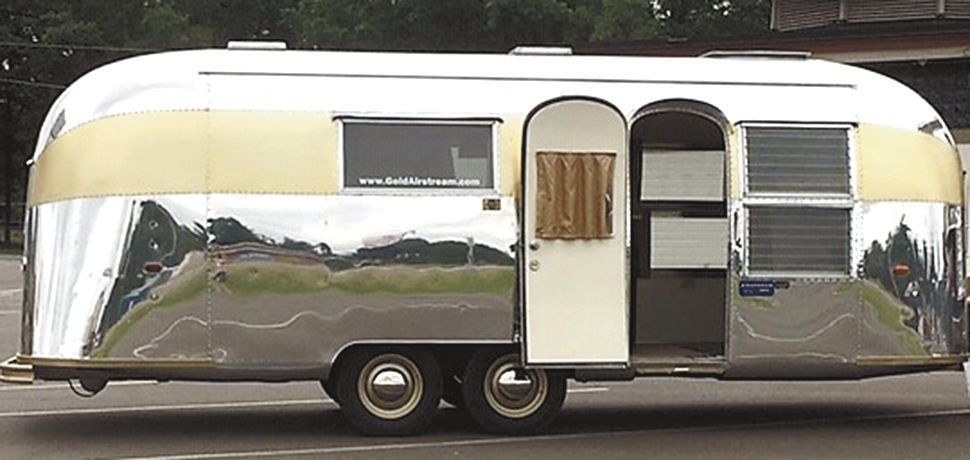 More than a camper  Vintage trailers connect hobbyists