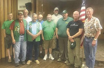 Pine City Lions elect officers