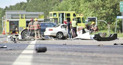 1 dead in Hwy 65 crash | News | pinecitymn com