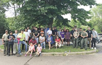 County hosts collaborative fishing event