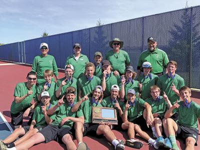 Tennis takes Section 6A Championship
