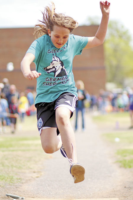 High flying fun at Field Day