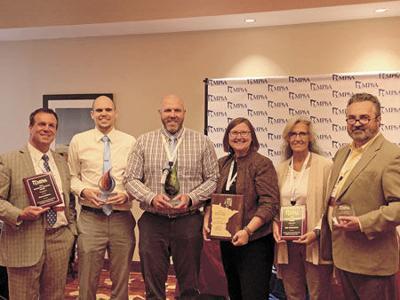 Welia pharmacists honored