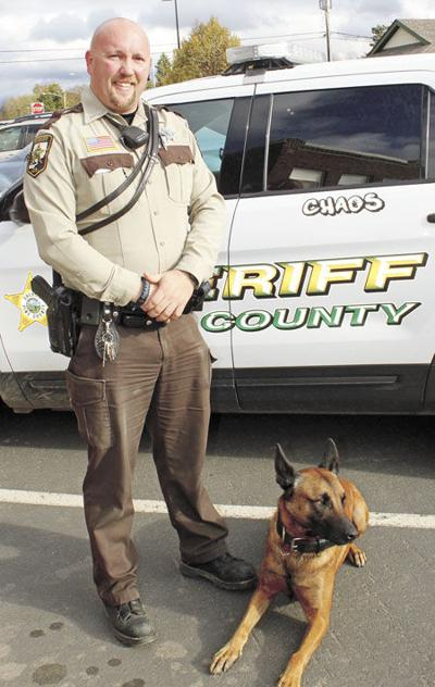 Vote for Chaos: Pine County K-9 unit in national contest