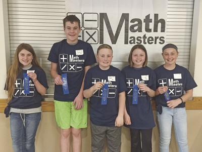 Math Masters rise to the challenge