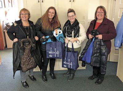 Community comes together for Pine City Pioneer coat drive
