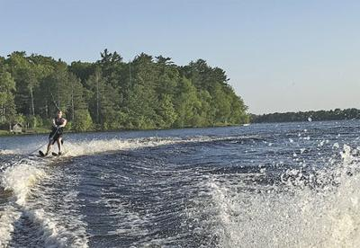 Making the most of summer on the lake