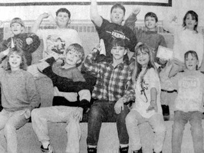 Students ready to fly in 1995