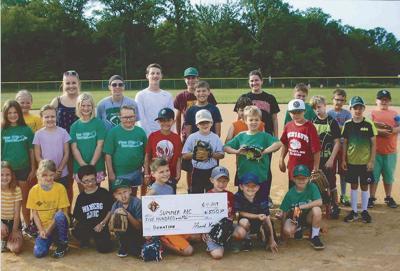 Knights of Columbus support  Summer Rec program
