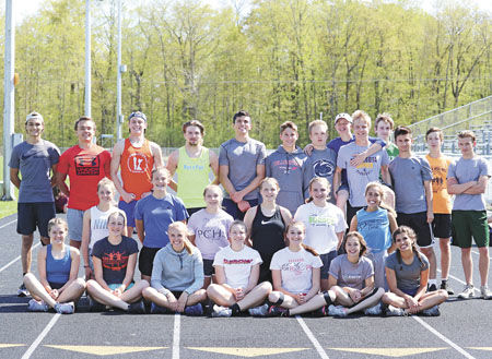 Track and field teams claim GRC Championship