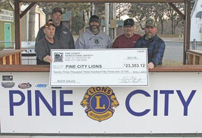 Lions earn big funds for community