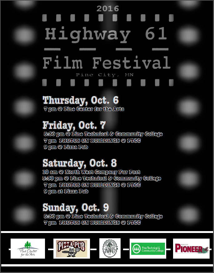 2016 Highway 61 Film Festival