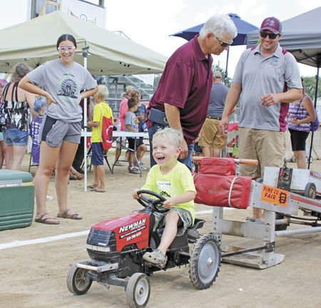 Five fun days of the Pine County Fair